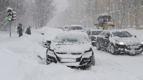Мурманск остался без газоснабжения из-за сильных морозов
