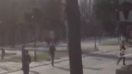 Взрыв прогремел на центральной площади Стамбула