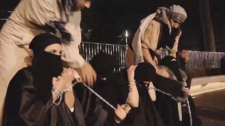 ИГИЛ держит в рабстве тысячи женщин и детей - ООН