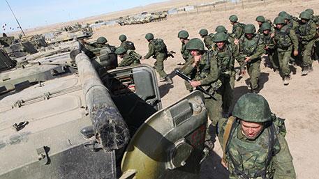 В Крыму могут быть развернуты сухопутные войска