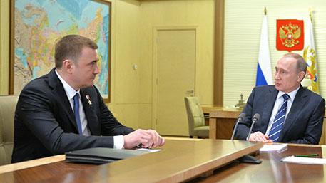 Замминистра обороны Алексей Дюмин назначен главой Тульской области