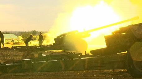 Армия Сирии прорвала четырехлетнюю блокаду двух городов