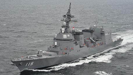 Японские эсминцы направились на перехват ракеты КНДР
