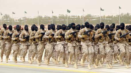 Названа дата вторжения Саудовской Аравии в Сирию