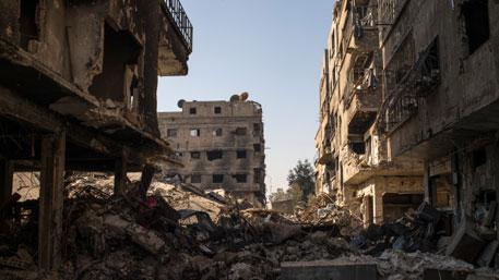 Повстанцы в Сирии получили ракеты «Град» от доброжелателей из-за рубежа