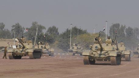 Ирак разместил военных на границе с Саудовской Аравией