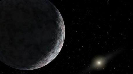 Ученые нашли новую карликовую планету в Солнечной системе