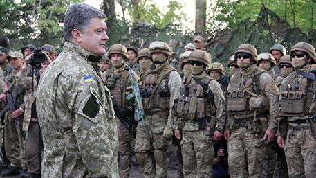 Пьяное «пушечное мясо» для Порошенко: кто воюет в украинской армии