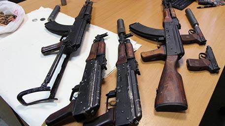 В церкви секты «Новая жизнь» в Алма-Ате нашли оружие и боеприпасы