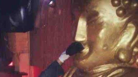 Фото будда на острове лантау вот эта