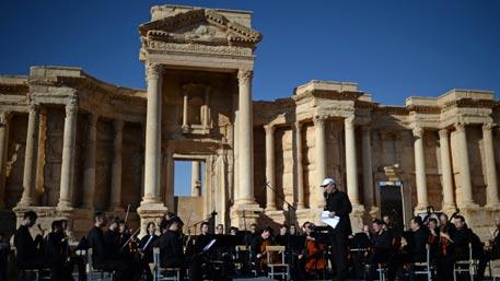 Губернатор Хомса надеется, что концерты в Пальмире будут регулярными
