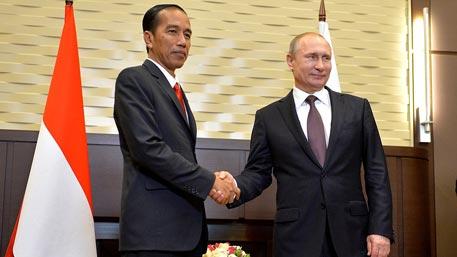 Россия и Индонезия договорились о военном взаимодействии