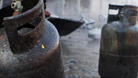 На стройке в центре Москвы прогремел взрыв