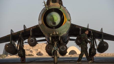 ВВС Сирии громят ИГИЛ под Пальмирой и в Дейр-эз-Зоре