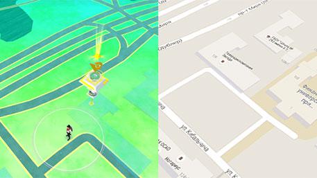 Телеканалом «Звезда» заинтересовались в ЦРУ: в здании разместили тренировочную базу Pokemon GO