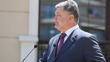 Порошенко призвал украинцев извиниться перед поляками