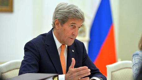 Керри призвал Москву прекратить наступление в Сирии
