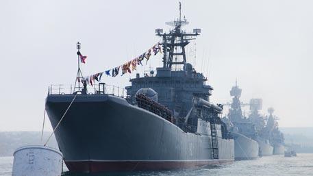 Морские разборки: как Россия и Китай поделят Мировой океан без США