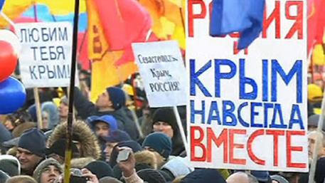 Украинца посадили на два года за референдум в Крыму
