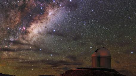Российские астрофизики засекли возможный сигнал инопланетян
