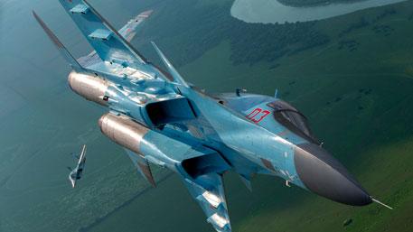 Российские МиГ-29 и Су-34 уничтожили условного противника в стратосфере