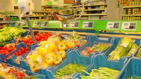 В украинских супермаркетах цены для русских больше, чем для украинцев