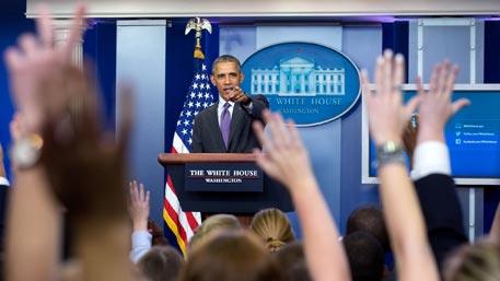 Обама идет на третий срок