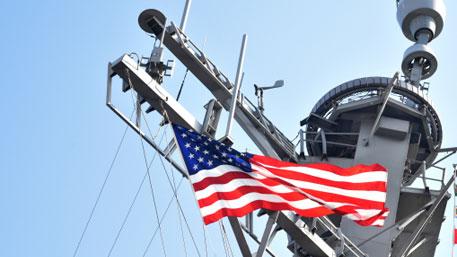 Эсминец ВМС США обстреляли у берегов Йемена