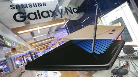 Samsung уничтожит все Galaxy Note 7