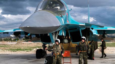 ВКС РФ не наносят удары в Сирии 13-е сутки - Минобороны РФ