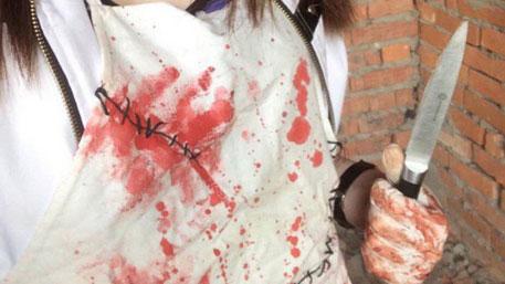 Хабаровская живодерка призналась в пытках бомжа ножом