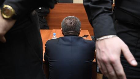 Улюкаев рассказал суду о своих болезнях