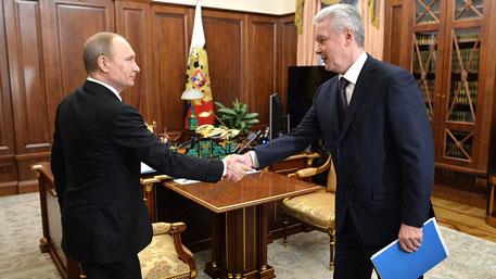 Путин обсудит с Собяниным вопрос вырубки «Кусково»
