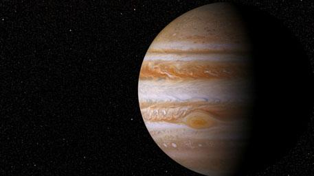 Ученым удалось определить возраст Юпитера