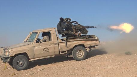 Боевики обстреляли пять сирийских провинций – Минобороны РФ