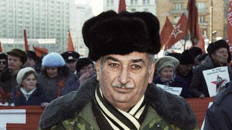 Внук Сталина скончался в Москве