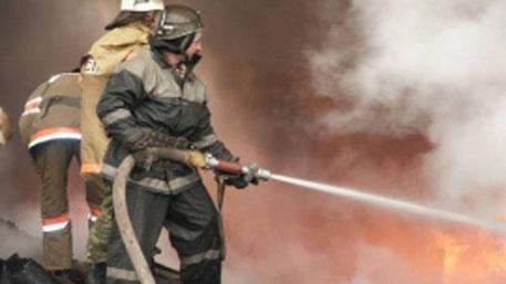 Поселок под Хабаровском обесточен из-за пожара на дизельной электростанции