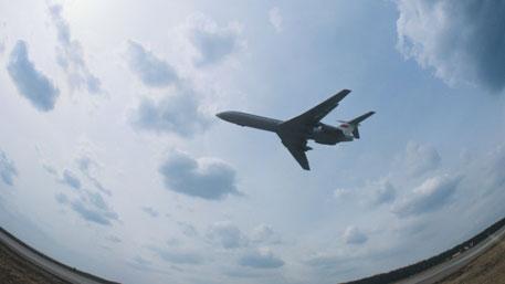 Самолет Ту-154, разбившийся под Сочи, был выпущен 33 года назад