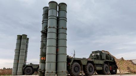 На основе С-300 и С-400  в Сирии создана единая система ПВО - Минобороны