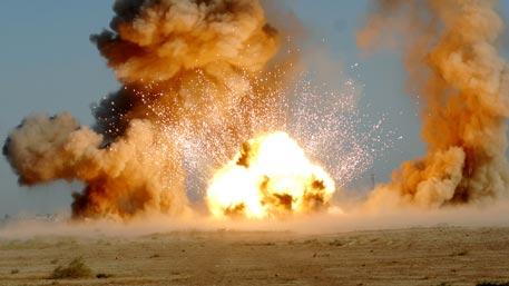США скинули минимум 26 тыс бомб на семь стран мира за год