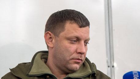 Захарченко рассказал о невозможности объединения ДНР и ЛНР