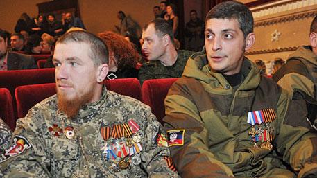Гиви и Моторола живы и в Крыму - украинские СМИ