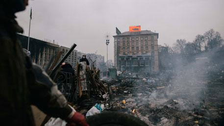 Украинский бунт: бессмысленный и беспощадный Порошенко потерял контроль над страной