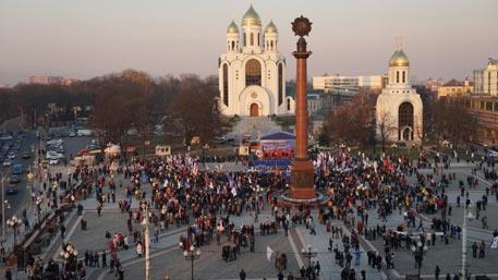 Крымчане хотят, чтобы Порошенко оставил их в покое