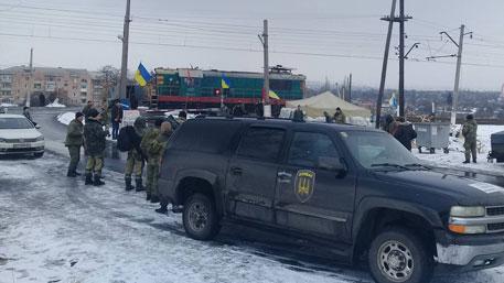На Украине приступили к жесткой зачистке участников блокады Донбасса