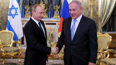 Нетаньяху собирается в четверг встретиться с Путиным