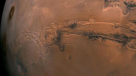 NASA предложило план по созданию атмосферы на Марсе