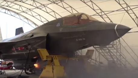 Полный провал: F-35 даже не научили наводиться на цель