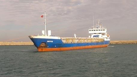 Российское судно задержали у берегов Ливии