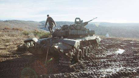 Украина готовится к боям в горах